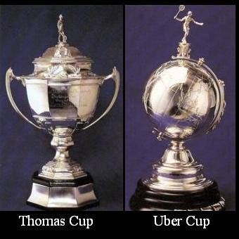 Thomas-Uber Cup