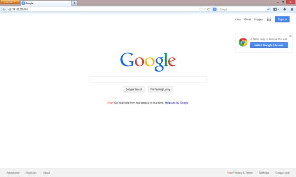 google-ip